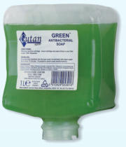 green soap anti bacterial