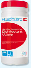 alcohol surface wipes