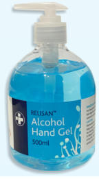 alco gel new 500ml